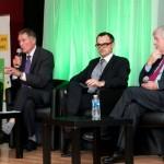 Bernard Rousseaux, Président de Groupama Ardennes - Philippe Mennesson, Président de la MSA Marne Ardennes Meuse